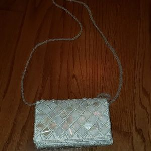 Handbags - Beads and shell purse
